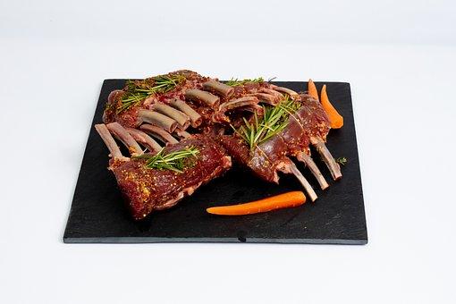 Lamb, Meat, Food, Steak, Dish, Cuisine, Meal, Tasty