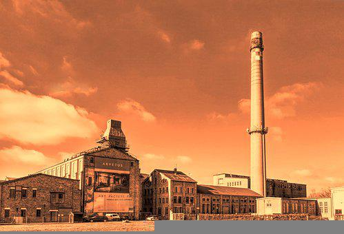 Factory, Industrial Plant, Industrial Museum, Culture