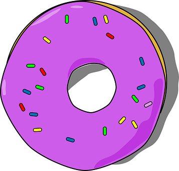 Donut, Sweet, Dessert, Bakery, Pastry, Cake, Calories