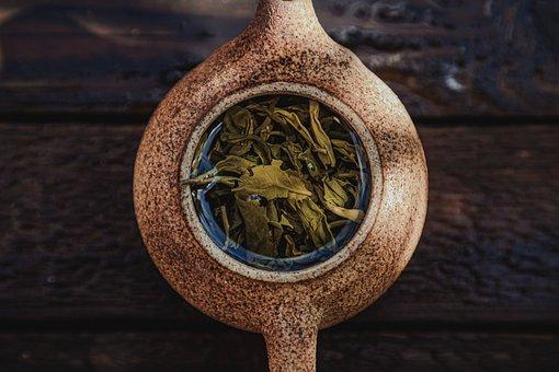 Tea, Tea Leaf, Teapot, Green Tea, Herbal, Drink