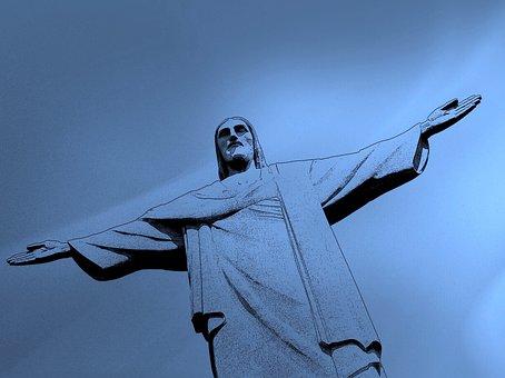 Jesus Christ, Faith, Blessing, Praying, Pray, Religion