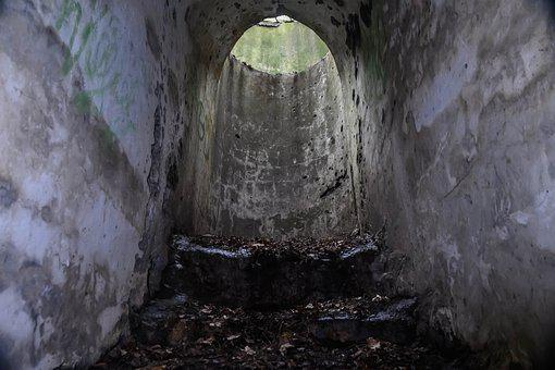 Fortification, Fort, Bunker, Architecture, Structure