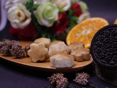 Cookies, Oreo, Food, Snack, Peanut Cookies, Baked