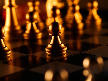 Pawn, Chess, Game, Play, Board, Board Game