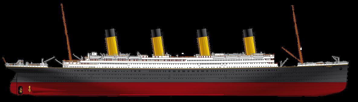 Ship, White Star Line, Titanic, Passenger Ship