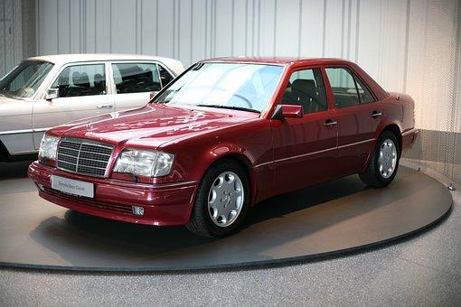 Automobile, Sports Car, Mercedes, Luxury Car, Race Car