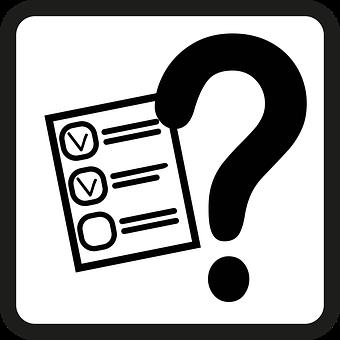 Icon, Quiz, Questions, Questionnaire, The Questionnaire