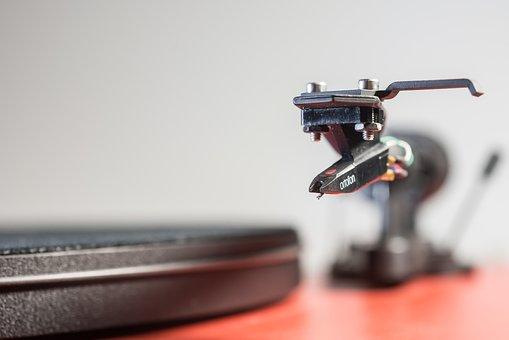 Turntable, Needle, Music, Record, Vinyl, Disc Record
