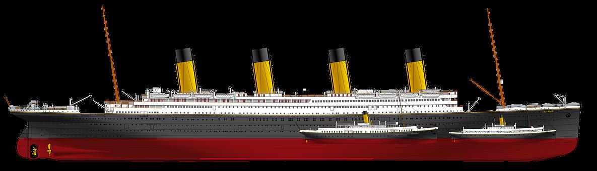 Ship, White Star Line, Titanic, Passenger Ship, Nomadic