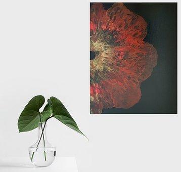 Stocksnap Pixabay, Acrylic Pouring Painting, Fluid Art