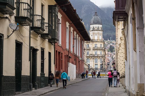 City, Alley, Buildings, Street, Pavement, Town, Urban