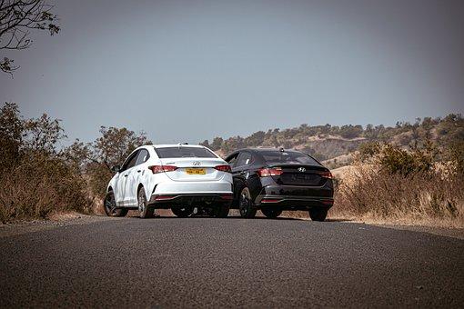 Cars, Esteem, Esteem Car, Vehicle, Automobile, Road