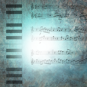 Background, Sheet Music, Music, Musical, Musical Notes