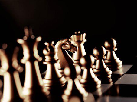 Chess, Board Game, Strategy, Intelligence, Leadership