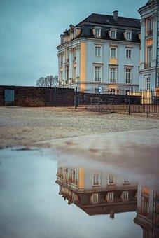 Schloss, Burg, Solingen, Castle, Fortress, Architecture