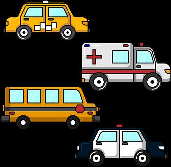 Ambulance, Automobile, Automotive, Car, Cartoon