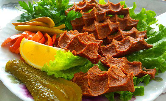 Cig Kofte, Food, Dish, Cuisine, Armenian, Kurdish