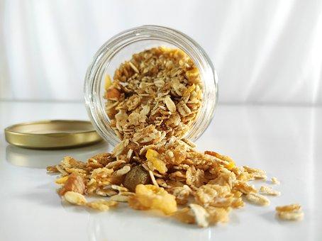 Corn Flakes, Oats - Food, Strawberry, Diabetes