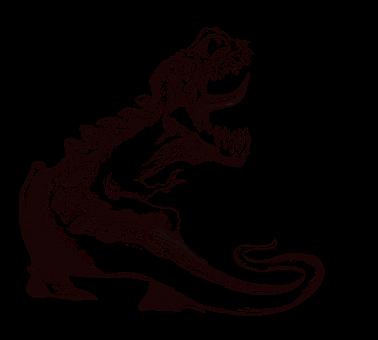 T-rex, Dinosaur, Carnivorous, Tyrannosaurus, Animals