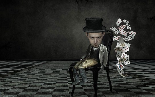 Magician, Card Game, Fantasy, Playing Card, Poker