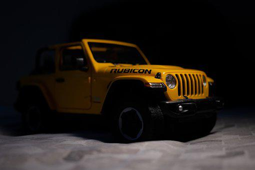 Jeep, Car, Transport, Wrangler, Rubicon, Automatic