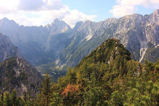 Slovenia, Mountains, Alpine, Jumbo, Hiking, Sky, Nature