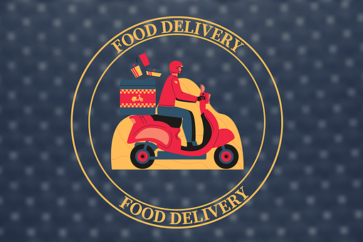 Food Delivery, Food, Delivery, Pizza, Eat, Pizzeria
