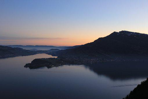 Sunrise, Switzerland, Vouch Stock, Rigi