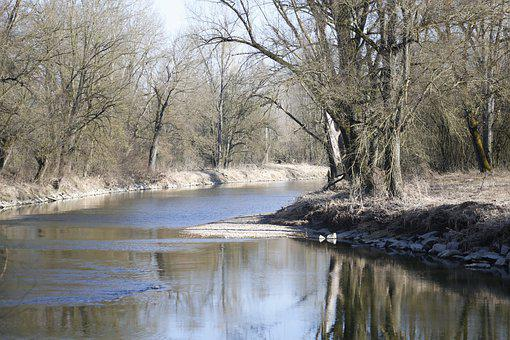River, Creek, Water, Adventure, Leisure, Recovery