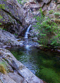 Waterfall, Landscapes, River, Water, Nature, Outdoors