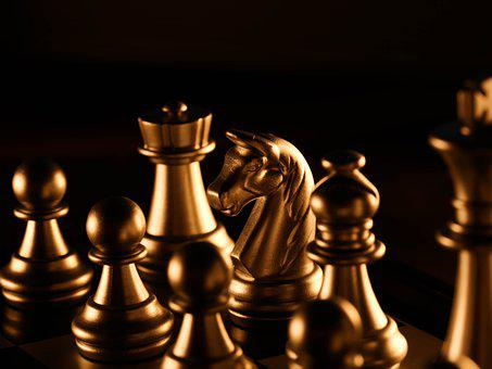 Chess, Board Game, Strategy, Game, Chessboard