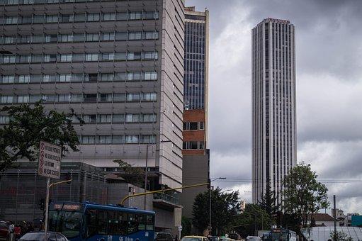 City, Street, Buildings, Skyscrapers, Downtown, Urban