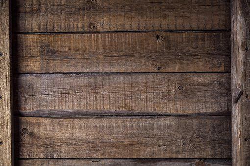 Wood, Brown, Wa, Wall, Texture