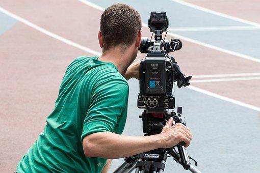 Sport, Film, Athletics, Camera, Cinematographer