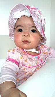 Baby, Infant, Children, Small Child, Girl, Juliana