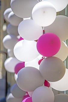 Colorful Balloons, Festival, Fair, Fun