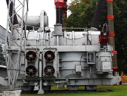 Power Plant, Electricity, Installation, Generator