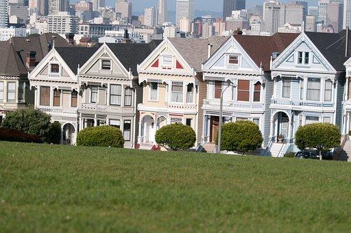 San Francisco, Houses, San, Francisco, California