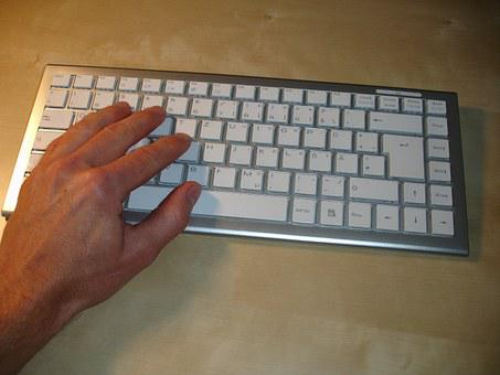 Keyboard, Input, Computer, Tap, Keys, Hardware, Leave