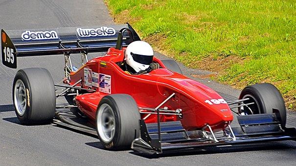Racing, Racing Car, Vehicle, Fast, Automobiles
