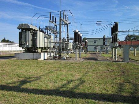 Hockenheim, Switchyard, Transformer, Relay