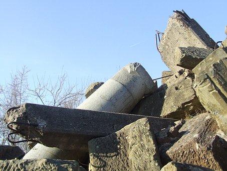 Debris, World War Ii, Rubble Women, Monte Scherbelino