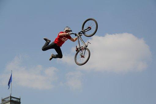 Bike, Sport, Mountainbiker, Vienna