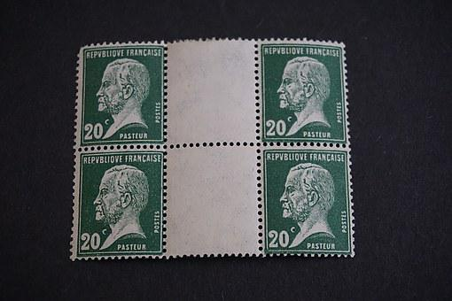 Stamps, Philately, Stamp Collection, French Stamps