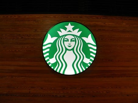 Starbucks, Trademark, Coffee, Cakes, Logo, Cafe