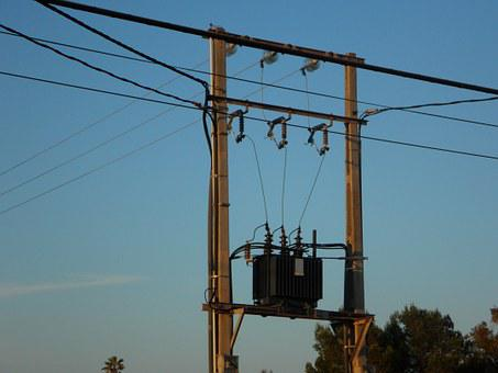 Current, Energy, Transformer, Power Line, Electricity