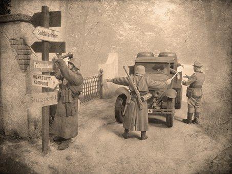 World War Ii, Automatically, Truck, Tea, Military