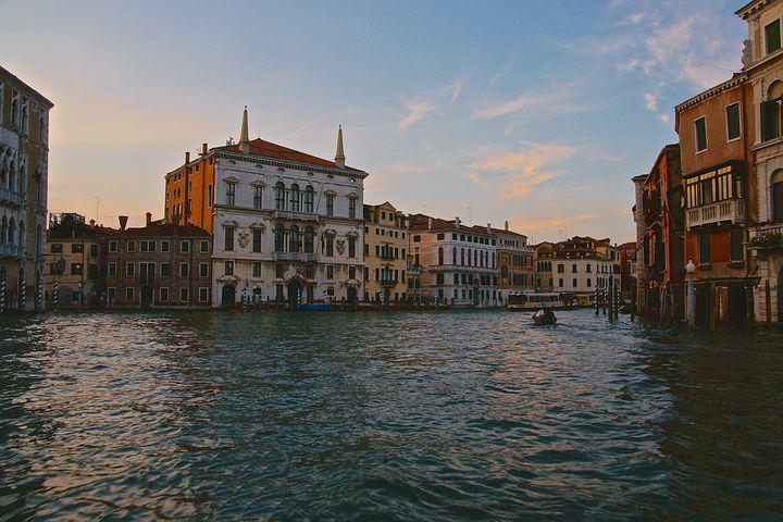 Venice, Canal, Architecture, Venezia, Europe, Travel