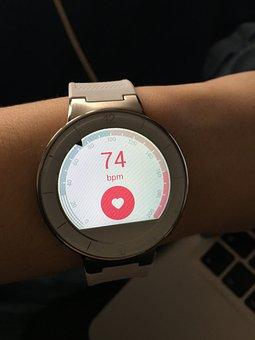 Watch, Smarwatch, Alcatel, Heart Rate