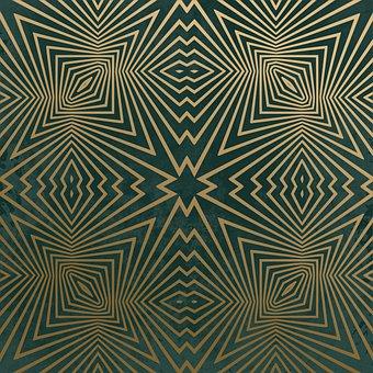 Abstract, Background, Illusion, Elegant, Kaleidoscope